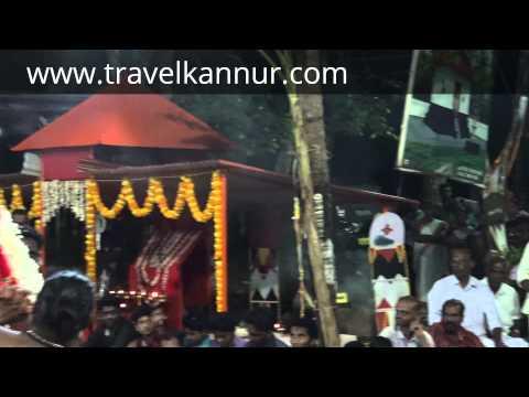 Bhadrakali Mathavu Theyyam Part 2 (Travel Kannur Kerala Videos)