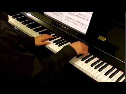 ABRSM Piano 2015-2016 Grade 7 C:5 C5 Morton Gould China Blue Pieces of China No.3 by Alan