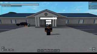 Mayflower State Police introduction| New Haven County| ROBLOX