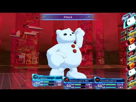 Digimon Story Cyber Sleuth: Complete Edition Game's Trailer Previews Battles