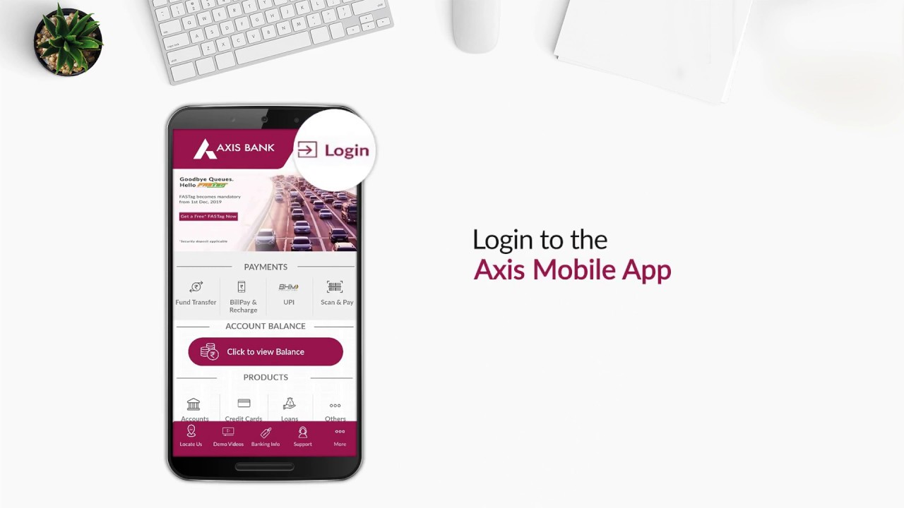 How To Videos Axis Bank