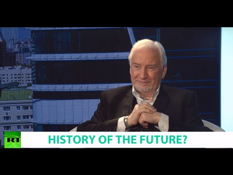 HISTORY OF THE FUTURE? Ft. Ray Hammond, Futurologist