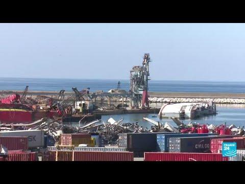 Explosion du port de Beyrouth : le juge Tarek Bitar temporairement suspendu de l'enquête