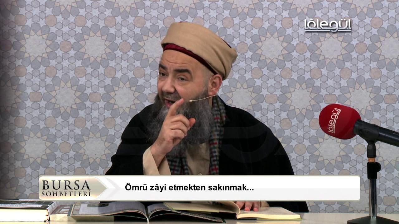 2 Mart 2019 Tarihli Bursa Sohbeti - Cübbeli Ahmet Hocaefendi Lâlegül TV