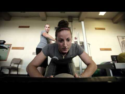 Road to 2012: Wheelchair athletes -- the need for speed