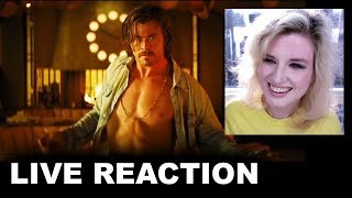 Bad Times at the El Royale Trailer REACTION