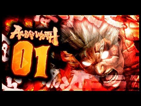 ANIME AF!! Asura's Wrath Let's Play Ep 1 w/ TheKingNappy + Twit!