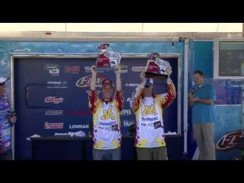2014 FLW College Fishing National Championship - Winning Moment