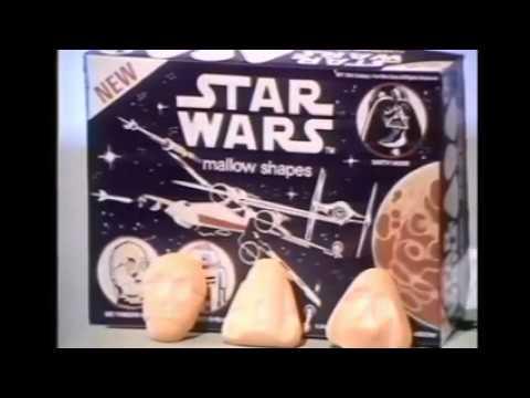 Star Wars Merchandise on Nationwide, 1977