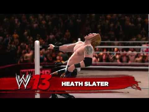 The complete WWE 13 roster revealed! (Official)