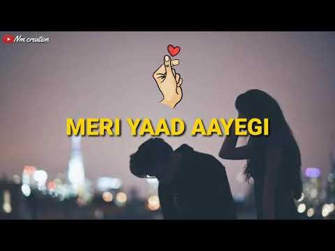 💞Tum To Thehre Pardesi Song Status💞   Rajeev Raja   Altaaf Raja   New Version Romantic Status