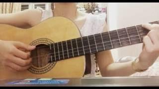 Thèm Yêu (Vicky Nhung) cover guitar