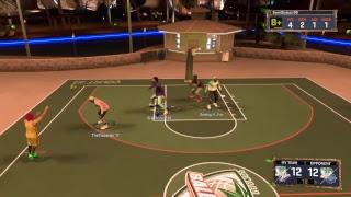NBA 2K17 MYPARK STREAKIN'