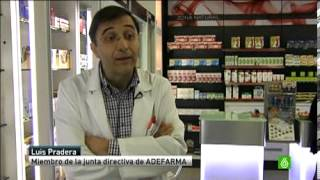 Farmacia y Ley de Servicios Profesionales