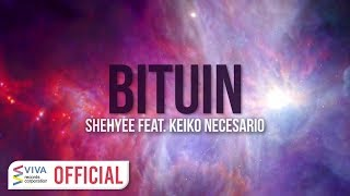 Repeat youtube video Shehyee feat. Keiko Necesario - Bituin [Official Lyric Video]