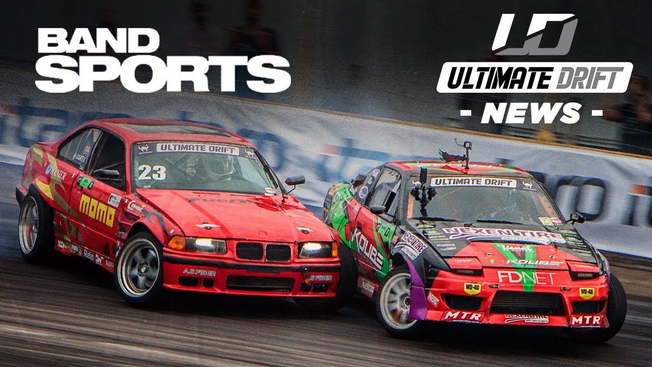 ULTIMATE NEWS - Ultimate Drift ao vivo no BandSports