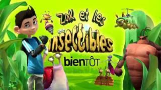 ZAK ET LES INSECTIBLES bientôt sur TéléTOON+