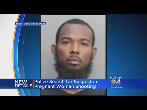 Suspect Wanted For Shooting Pregnant Woman, Killing Child