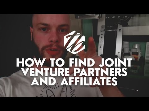 JV Partnerships — How To Find JV Partners For Your Product Launches | #244