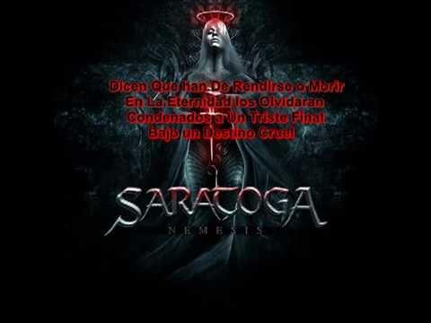 La última frontera - Saratoga (letra)