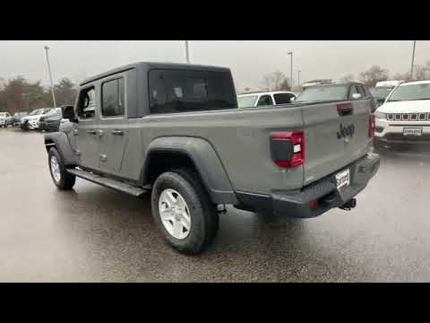 2020 Jeep Gladiator Sport S Springfield, Arlington, Woodbridge, Alexandria, Fairfax