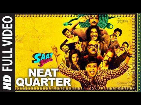 NEAT QUARTER Full Video Song   Saat Uchakkey   Manoj Bajpayee, Anupam Kher & Aditi Sharma   T-Series