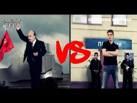 Alexei Navalny vs Vladimir Lenin - LEGENDADO - Great Rap Battle - Алексей Навальный vs Владимир Лени