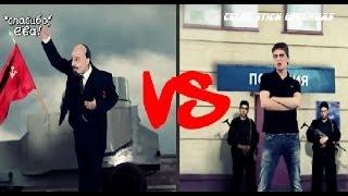 Alexei navalny vs vladimir lenin - legendado great rap battle Алексей Навальный Владимир Лени