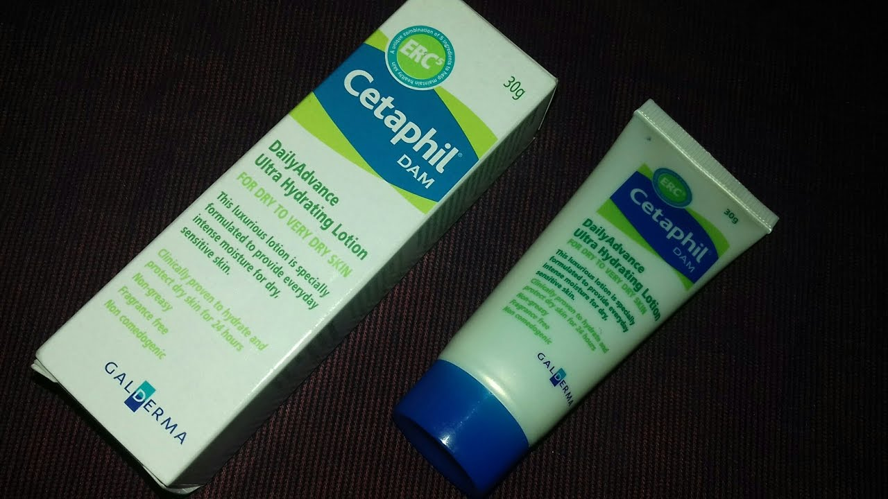 Image result for Cetaphil dam lotion