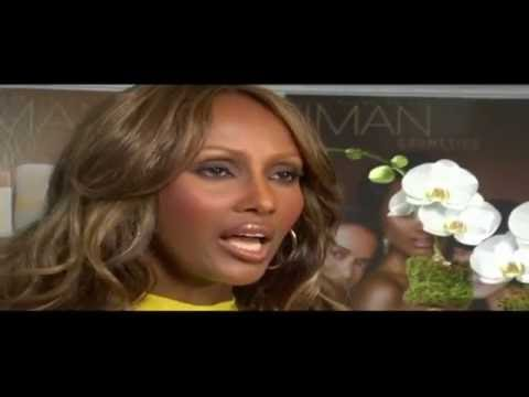 The Story of Supermodel Iman