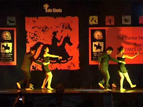 Kala Ghoda Arts Festival 2012- Madmax Salsa Romantica