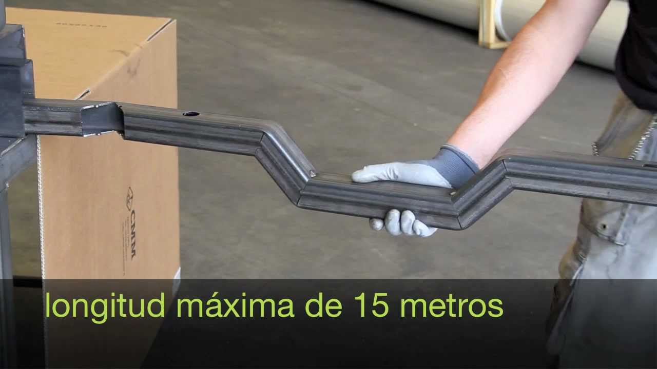 doblar tubos de acero sin dobladora  CMM laser  YouTube