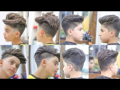 Best Kid S Hairstyles Most Attractive Haircuts For Kids Boys That S Mom Love Youtube