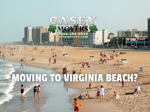 Boston To Virginia Beach Movers | Casey Movers | Long Distance Movers | 1-800-482-8828