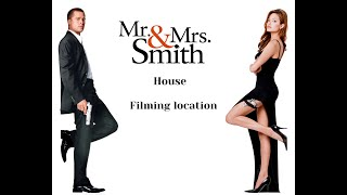 Mr. and Mrs. Smith Filming Location