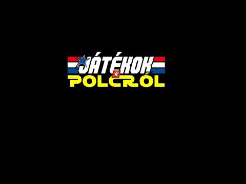 Játékok a Polcról live #3