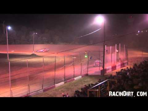 MARS Late Models Monett Speedway 07/17/11