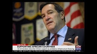 Supporting African Countries - The Pulse on JoyNews (4-9-18)