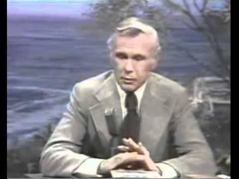 Read 13,000 words a minute with Johnny Carson
