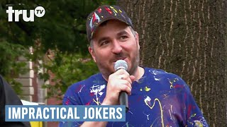 Video Impractical Jokers - Q's Mural Disaster (Punishment) | truTV download MP3, 3GP, MP4, WEBM, AVI, FLV November 2017