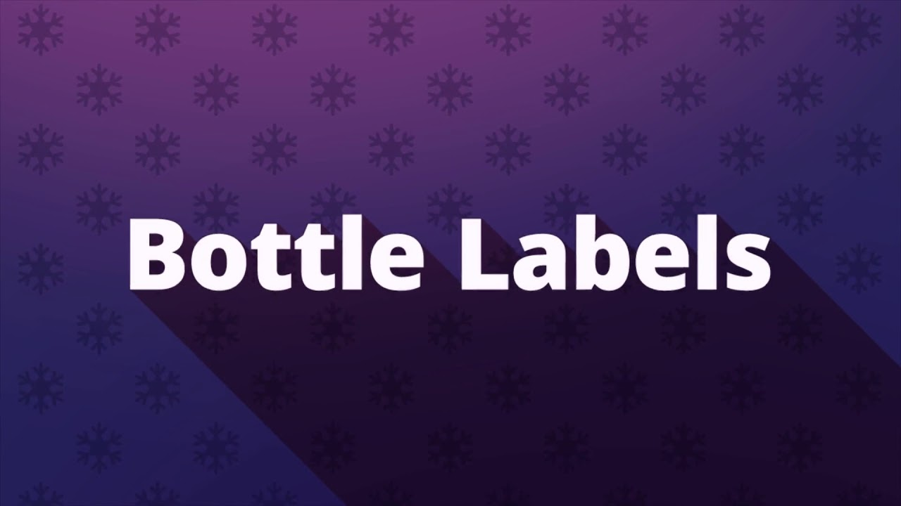 Labelgraf Inc : Bottle Labels in Los Angeles