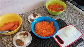 Лучшие рецепты моркови по-корейски.