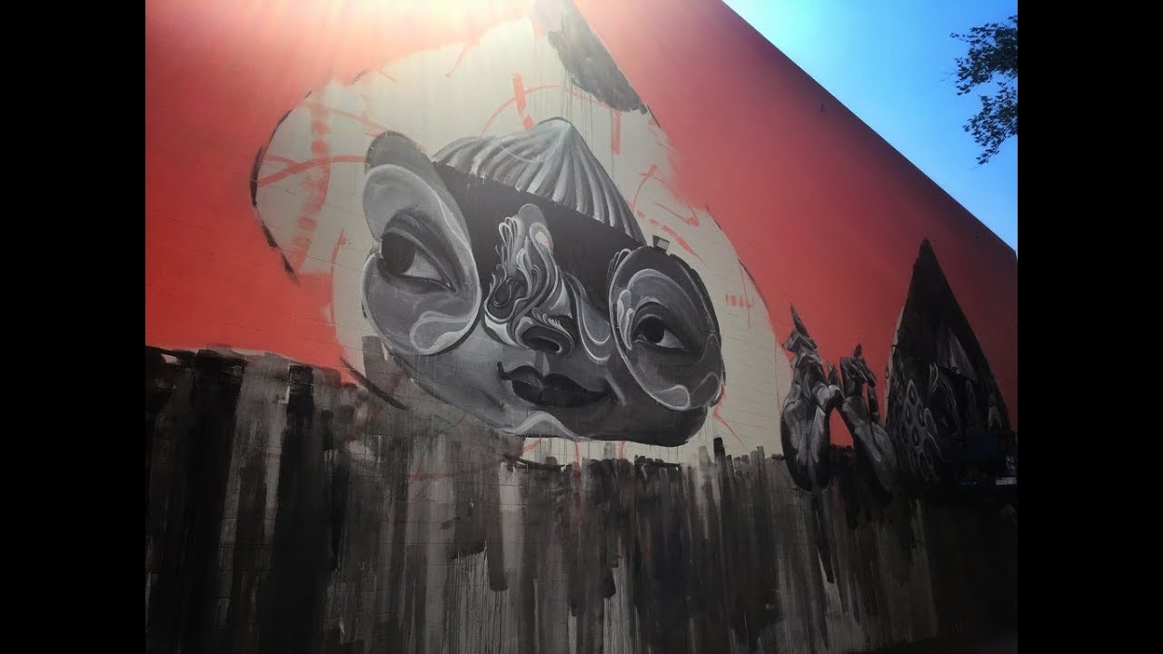 Mural Festival Brings Art and Economic Value to the Promise Zone!