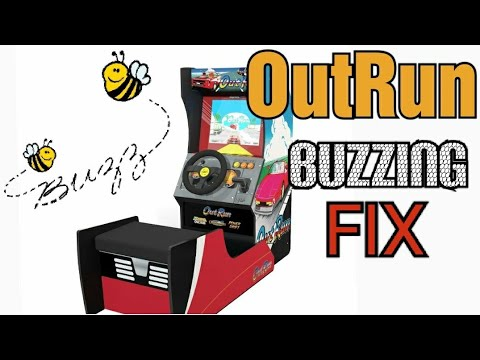 Arcade1up Outrun Buzzing PCB Fan Fix from Jester Tester