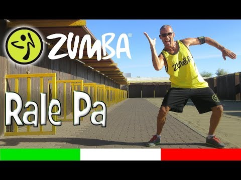 "J Perry ft. Heidy & Mikabe ""Rale Pa"" Megamix 61    Zumba® (Coreografia) Famoso Salvador Rodriguez"