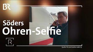 Markus Söders neue Präsenz auf seinen Social-Media-Kanälen