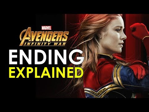 Avengers: Infinity War Ending Explained + What The Post Credit Scene Means