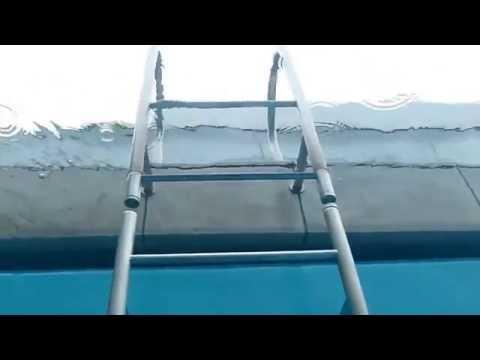 "Leandro ""Swimming Pool"", Kanazawa Museum of Contemporary Art"