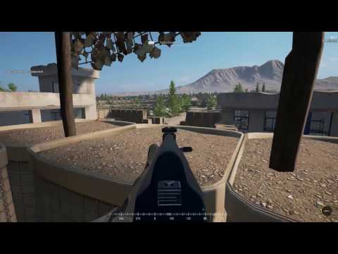 Squad -  Holding Radio Station  - Danger REAL Close (Russian Anti-Tank)
