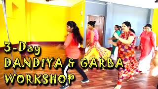 After-movie of our 3-Day Dandiya & Garba Workshop'18   MOTION DANCE ACADEMY